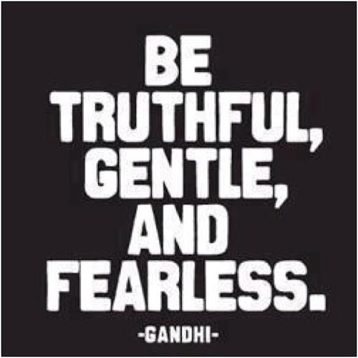 gandhi quotes on love