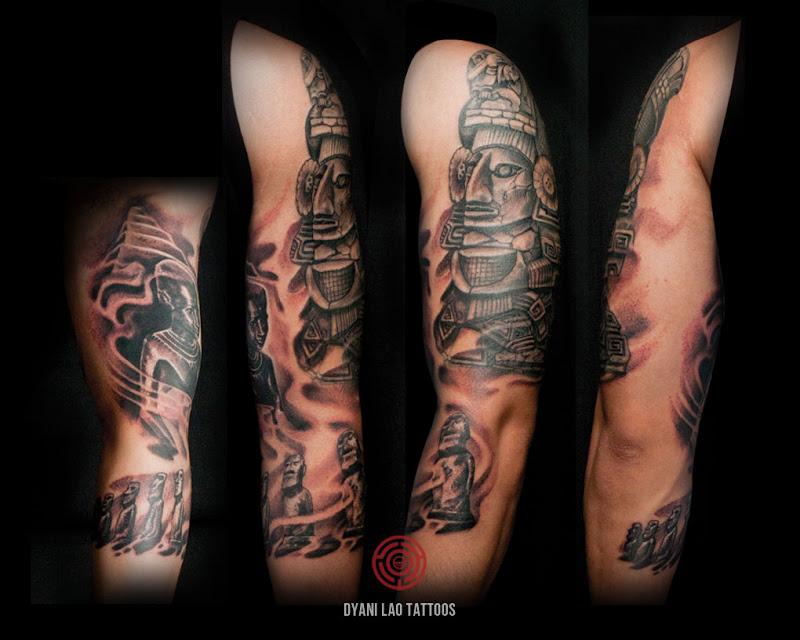- Dyani Lao Tattoos and Art