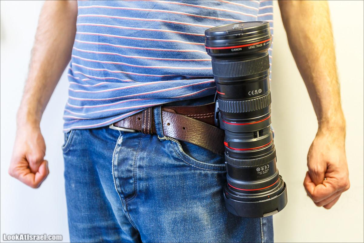 Peak Design Capture Lens | LookAtIsrael.com - Фото путешествия по Израилю