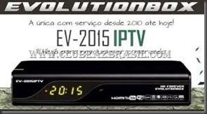 EVOLUTIONBOX EV 2015 HD NOVA ATUALIZAÇÃO