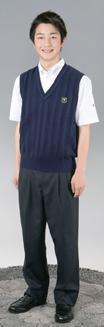 東海大学付属相模高等学校の女子の制服1
