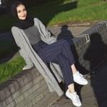 Wonderful sportswear with hijab ideas