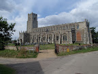 Holy Trinity in Blythburgh