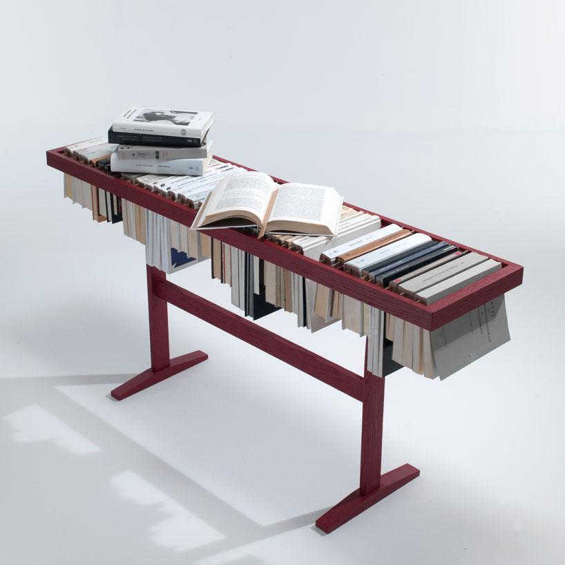 *LEMA 2013:booken 懸掛式書架書桌!  1