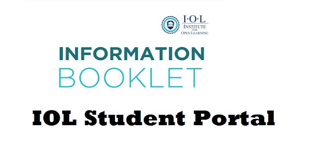 IOL Students Portal