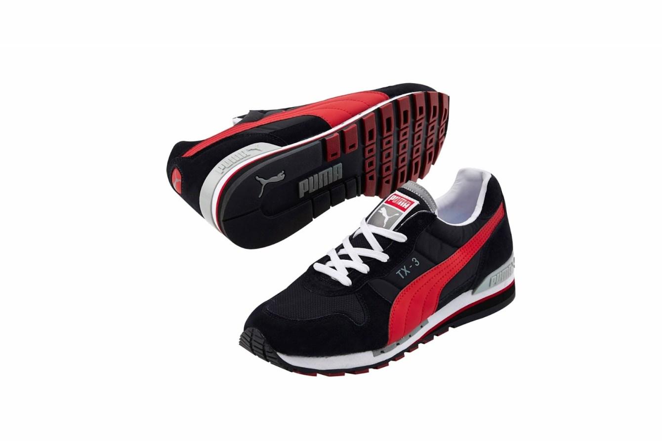 *PUMA TX-3 輕量復古慢跑鞋:重塑80年代運動風潮! 1