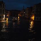 North view from Rialto Bridge, Venice.
