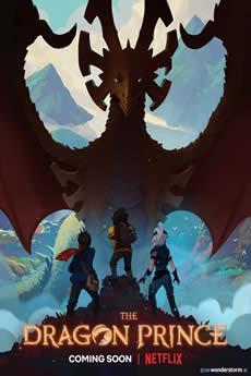 Baixar Filme O Príncipe Dragão 1ª Temporada (2018) Dublado Torrent Grátis