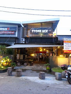 The Stone Age Cafe