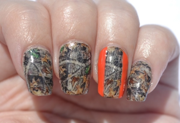 The Best Camouflage Nail Designs For Pretty Women Pretty 4