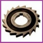 interlocking disk cutter
