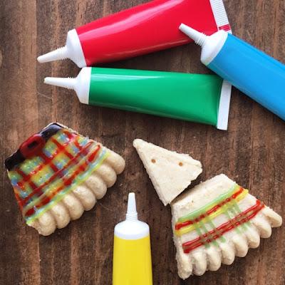 Scottish Tartan Shortbread Kilts | Foodie Quine - Edible ...