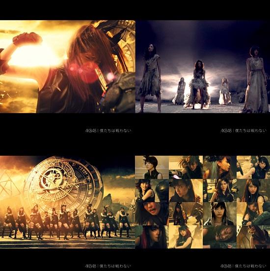 (DVDISO) AKB48 40thシングル – 僕たちは戦わない
