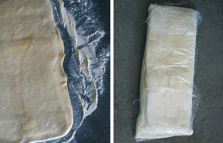 Recette de croissants facile.