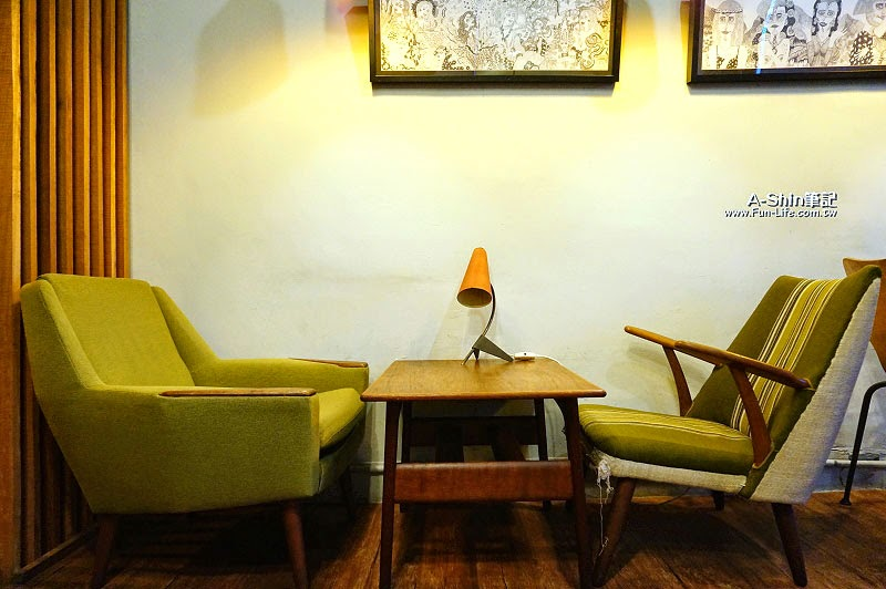 勤美咖啡館,ino cafe-3