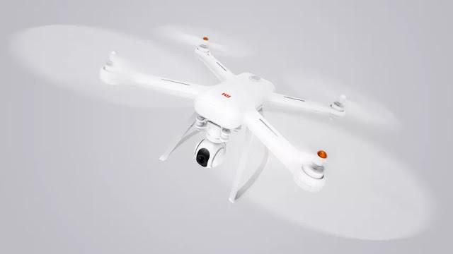 Xiaomi Finally Releases It's Drone 5