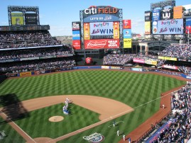 Mets snag an Opening Day Win