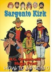 Hugo Pratt - Sargento Kirk - Oesterheld y Pratt