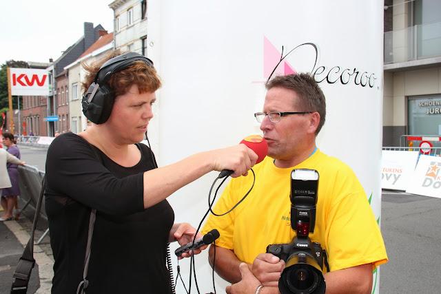 Francky Dryepondt bij Radio2