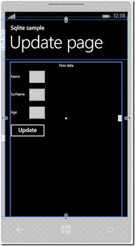 image thumb15 - Parte uno, Sqlite in Windows Phone 8.1