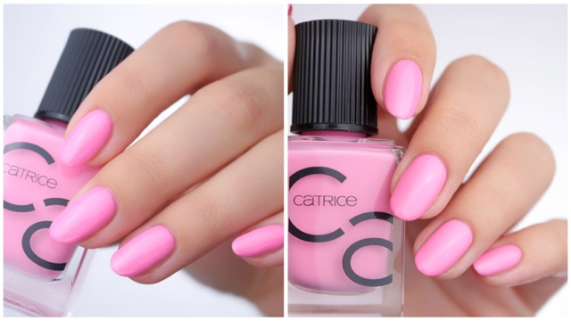 catrice iconails keep calm and pink