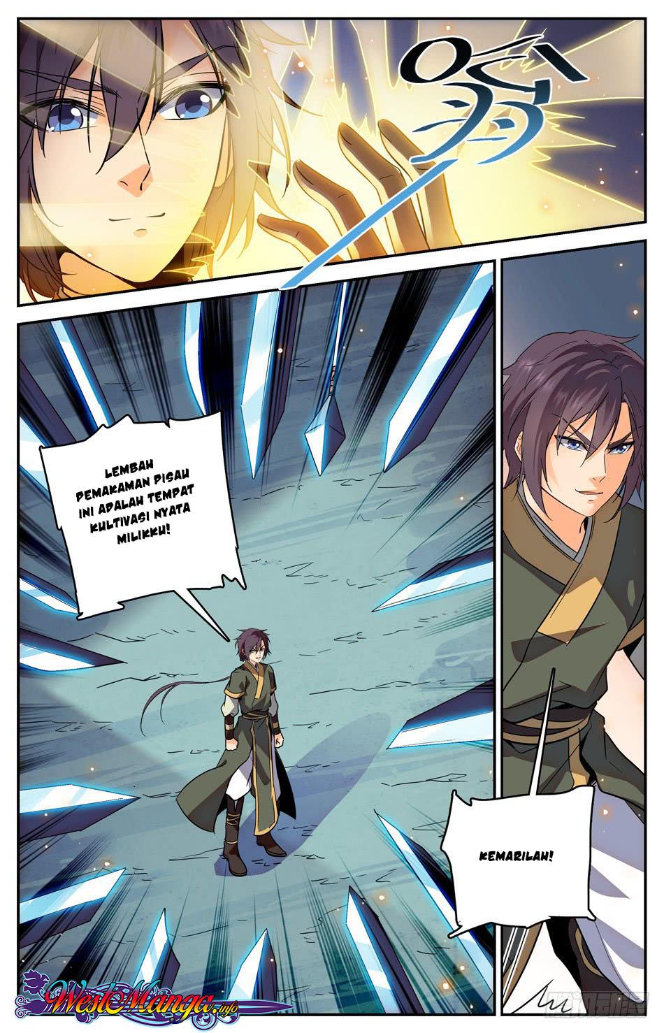 Lian Fei Wei Bao: Chapter 19 - Page 5