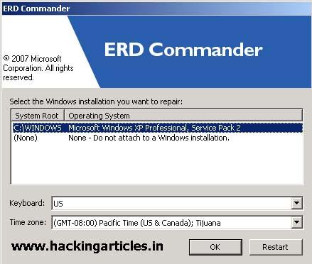 erd commander 2011
