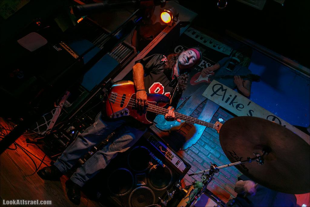 Thrill is gone… Блюз соткан из печали. Так тебе скажет любой негр в Новом Орлеане. | LookAtIsrael.com - Фотографии Израиля и не только...