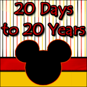 20 Days to 20 Years