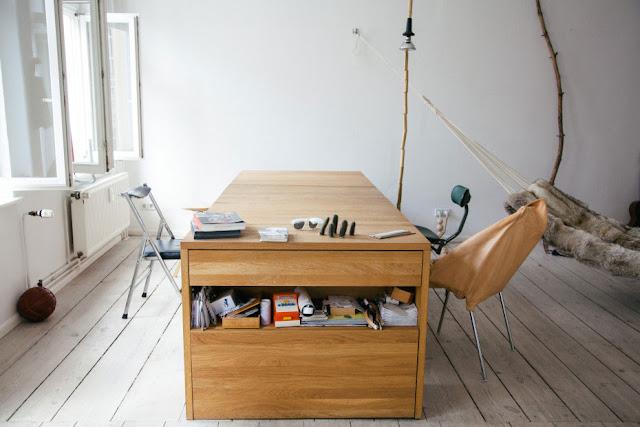 #工作桌就是我的美夢好床:德國人空間設計的巧思 1
