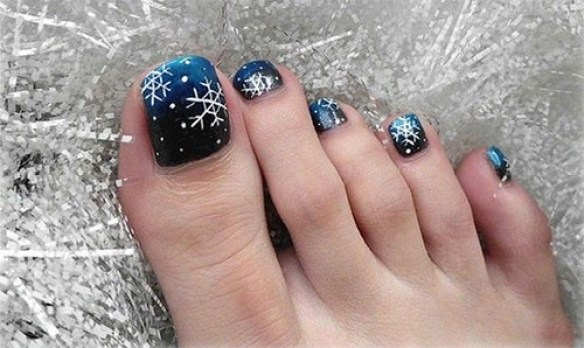 Beautiful Toe Nail Art Designs Ideas 2016 Fashionte