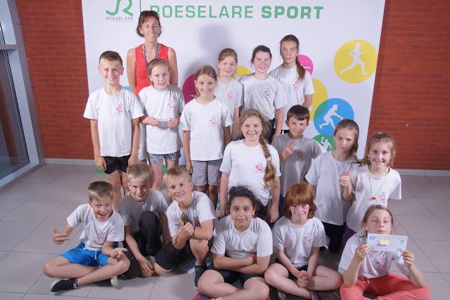 klasfoto doe aan sport dag