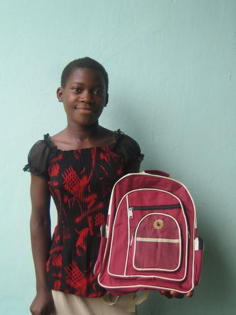 Esther Anefiok, Government Primary school, Buea