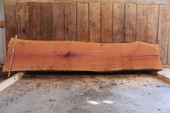 "466 Cherry -4 2 1/2"" x 26"" x 24"" Wide x 10' Long"