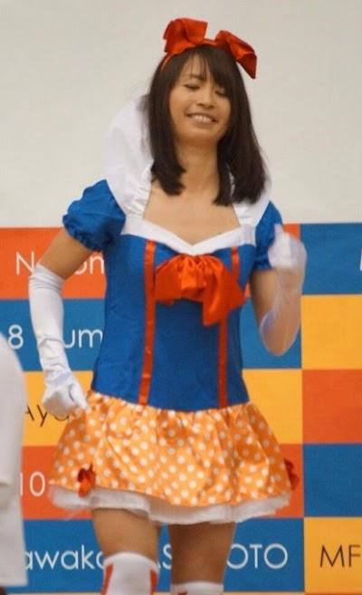 鮫島彩ちゃんの私服その8