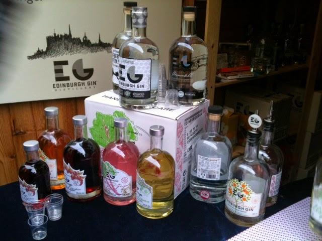 Edinburgh Gin at Bath Christmas Market