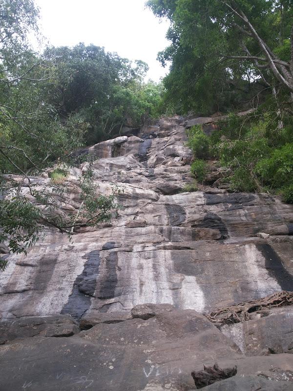 dry Killiyur Falls, Yercaud