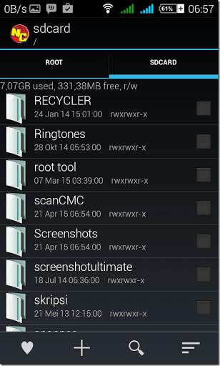 cara scanner kamera di hp android