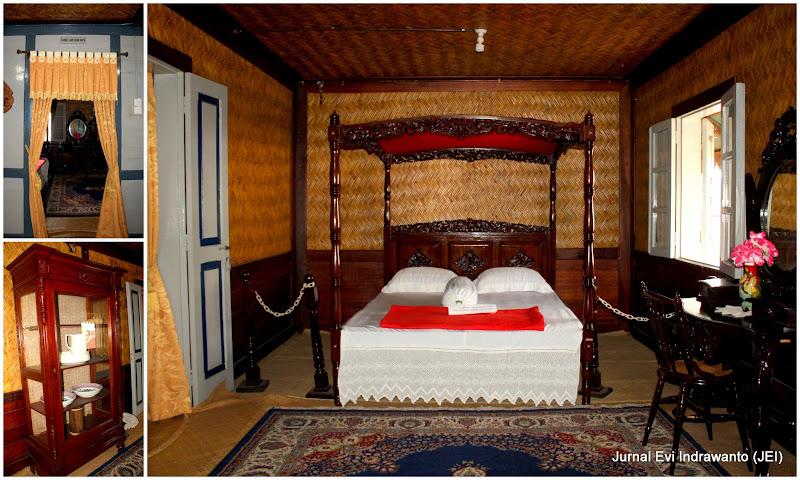 Kamar kelahiran Bung Hatta- gambar rumah kelahiran bung hatta