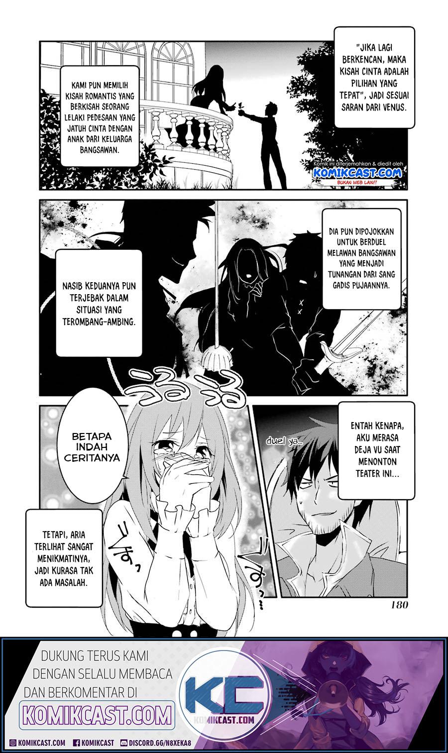Mannen D-rank No Chuunen Boukensha Yotta Ikioi De Densetsu No Ken Wo Hikkonuku: Chapter 08 - Page 18