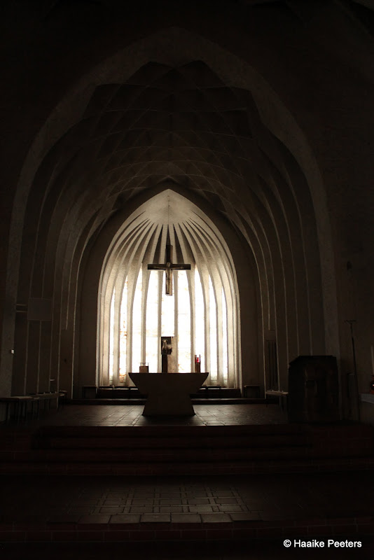 Kirche St. Johann Baptist Ulm (Le petit requin)
