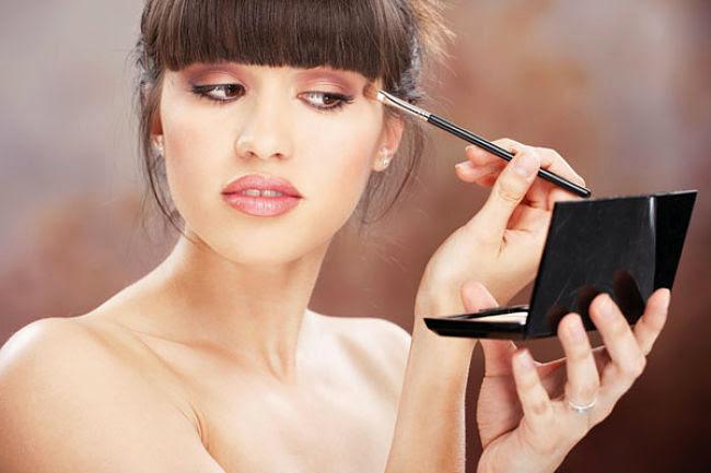 šminkanje lijenih djevojaka