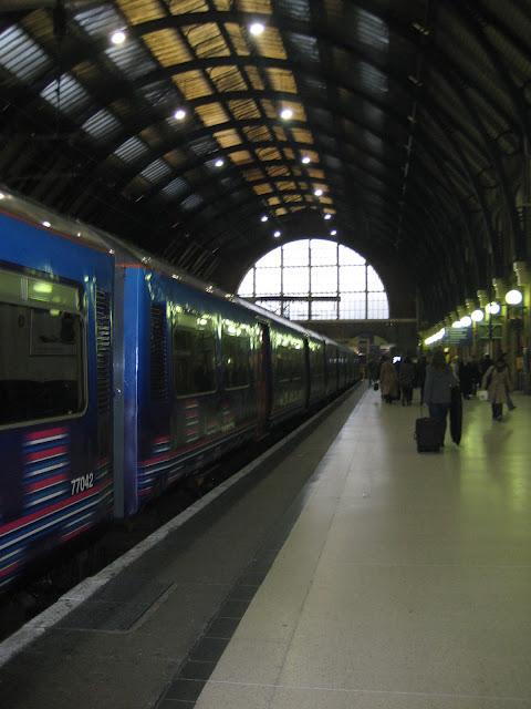 adventures in transportation europe