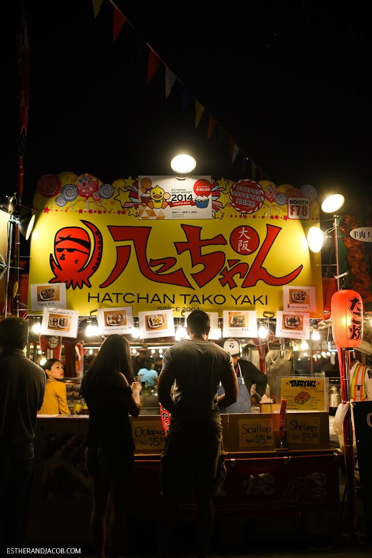 Vancouver Night Market // Vancouver Things to Do.