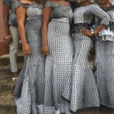 2017 nigerian lace styles dresses