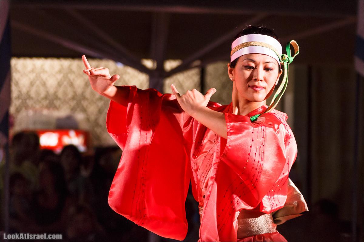 Ночи Яффо - Японский фестиваль Танабата в Яффо | Tanabata in Jaffa | פסטיבל הטנבטה היפני ביפו העתיקה | LookAtIsrael.com - Фото путешествия по Израилю