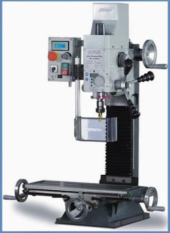 mini Milling machine BF20L Vario