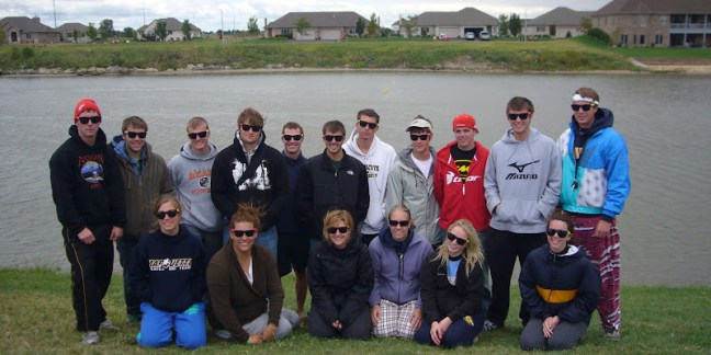 2010 Marquette Water Ski Team