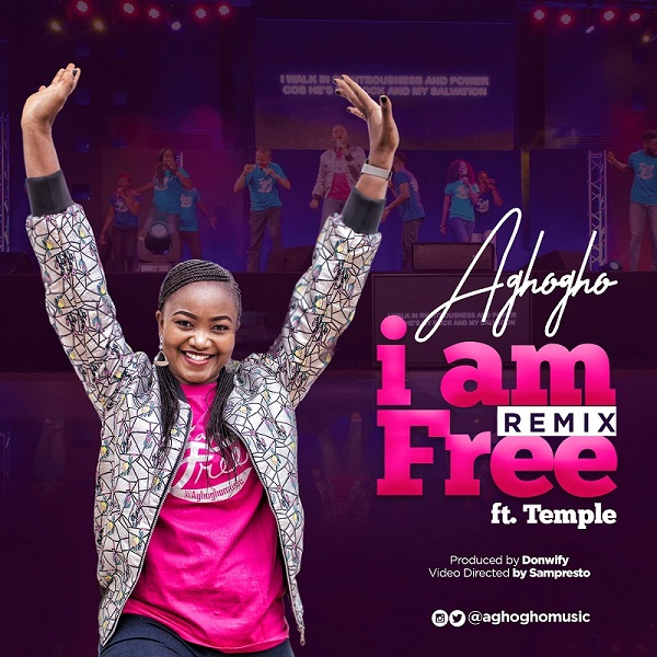 IMG ORG 1562713476336 Download Aghogho – I Am Free (Remix) ft. Temple Nation | @aghoghomusic Temple nation, Aghogho