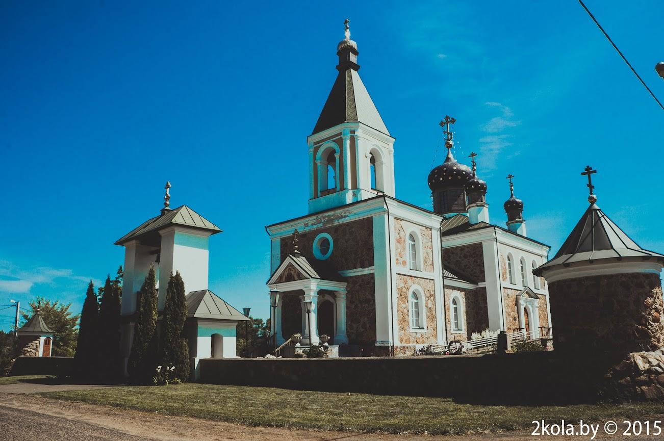Пачапава. Царква Покрыва Прасвятой Багародзіцы
